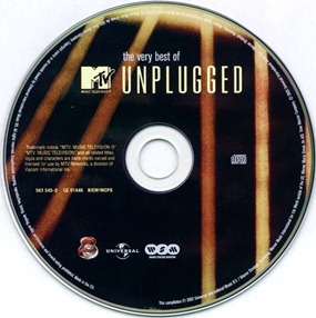 The Very Best Of MTV Unplugged 1 - CD