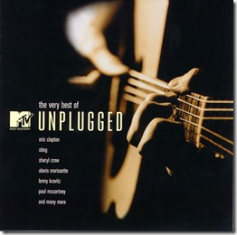 The Very Best Of MTV Unplugged 1 - FRONT