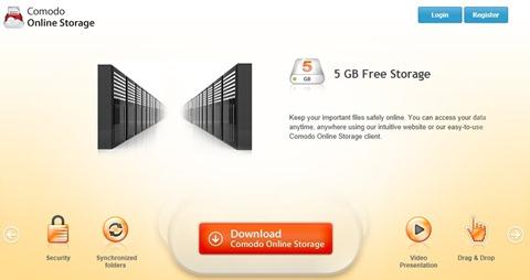 comodo_online_storage