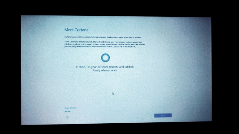 Cortana in Windows 10 Technical Preview