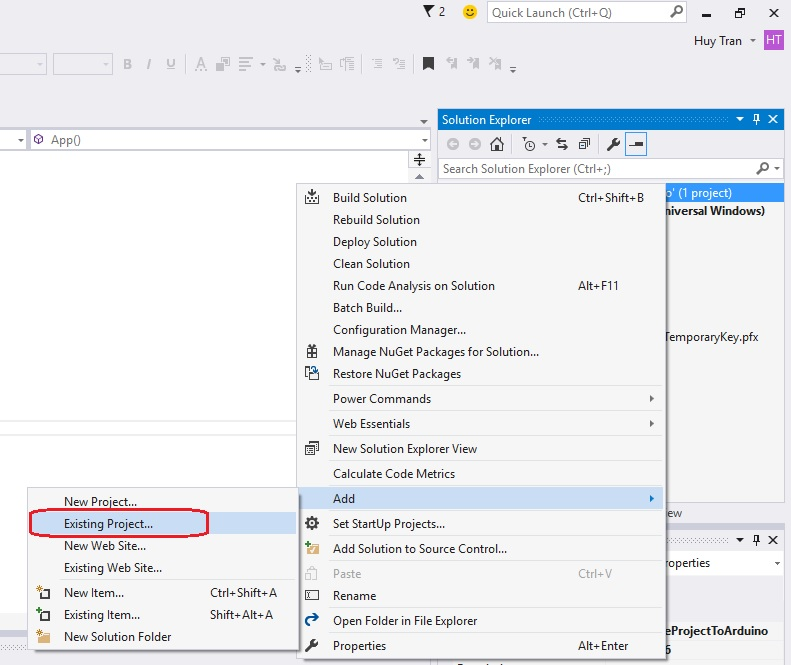 visual studio 2015  with crack for windows 10